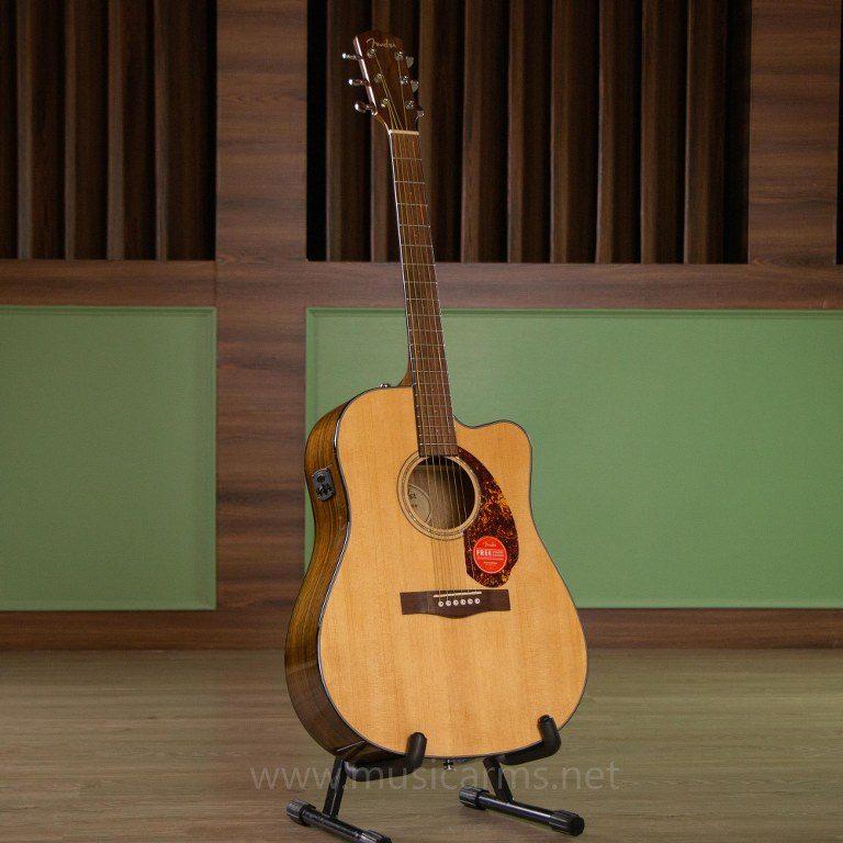 กีต้าร์ Fender CD-140SCE ขายราคาพิเศษ