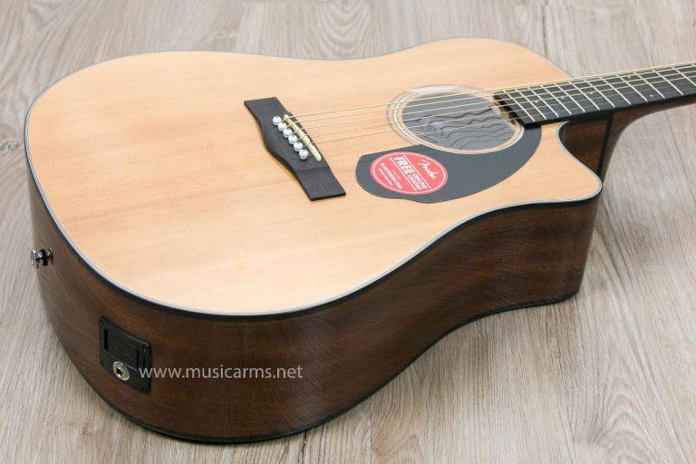กีต้าร์ Fender CD-60SCE ขายราคาพิเศษ