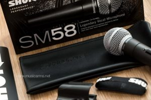 Shure SM58S set