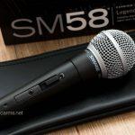 Microphone Shure SM58S ขายราคาพิเศษ