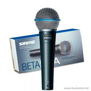 Shure Beta 58A-X