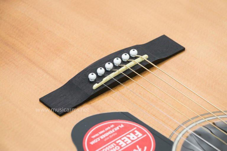 Fender CD-60SCE กีต้าร์โปร่ง ขายราคาพิเศษ