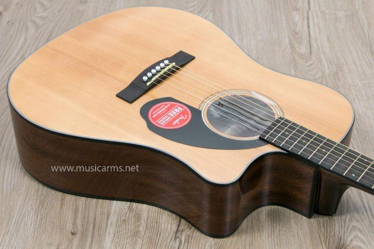 Fender CD-60SCE กีต้าร์ ขายราคาพิเศษ