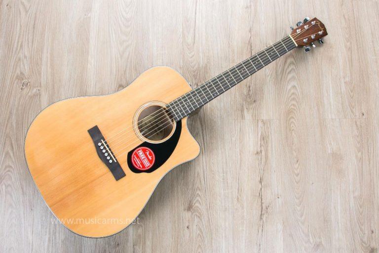 Fender CD-60SCE ขายราคาพิเศษ