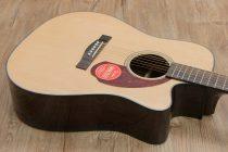 Fender CD-140 SCE โปร่งไฟฟ้า Top Solid