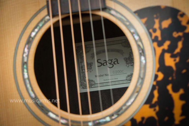 Saga G200C ขายราคาพิเศษ