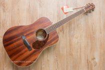 กีต้าร์โปร่ง Fender PM-1 Dreadnought All-Mahogany
