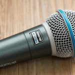Shure Beta 58A-X ไมโครโฟนไดนามิค ขายราคาพิเศษ