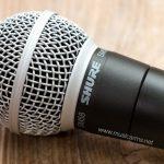 ไมโครโฟนร้องเพลง Shure SM58S ขายราคาพิเศษ