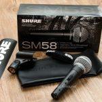 ไมค์ Shure SM58S ลดราคาพิเศษ