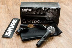 ไมค์ Shure SM58S
