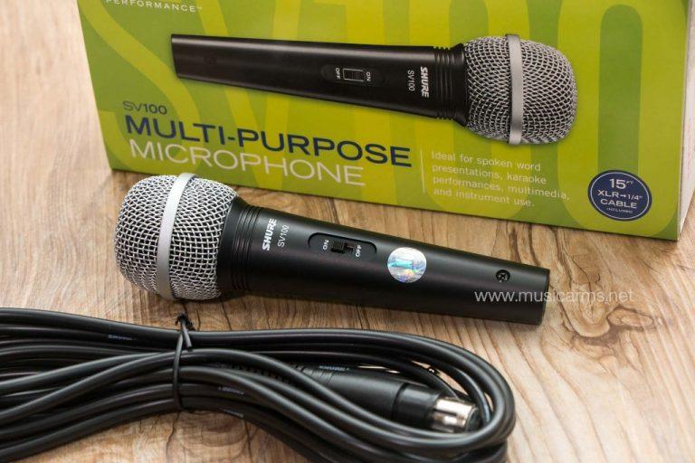Shure SV100 Microphone ขายราคาพิเศษ