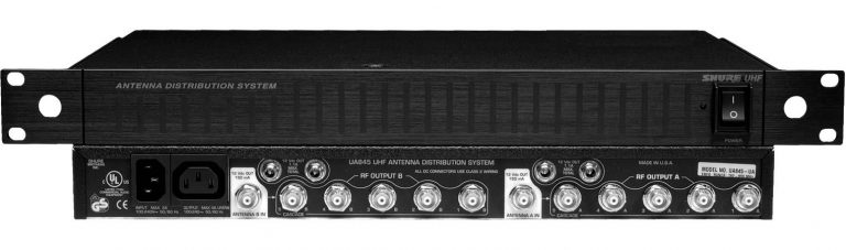 Shure UA845+SWB-E ขายราคาพิเศษ
