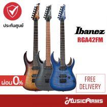 Cover Ibanez RGA42FM กีต้าร์ไฟฟ้า