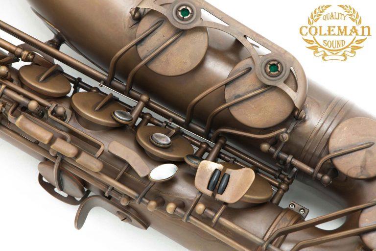 Saxophone Coleman CL-338T ขายราคาพิเศษ