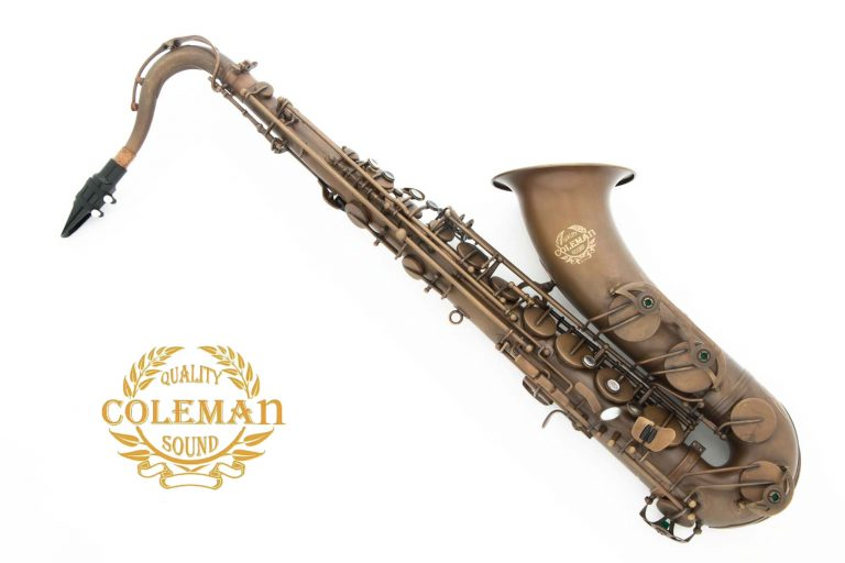 Saxophone Coleman CL338T ขายราคาพิเศษ
