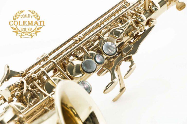 Saxophone Coleman CL-331S ขายราคาพิเศษ