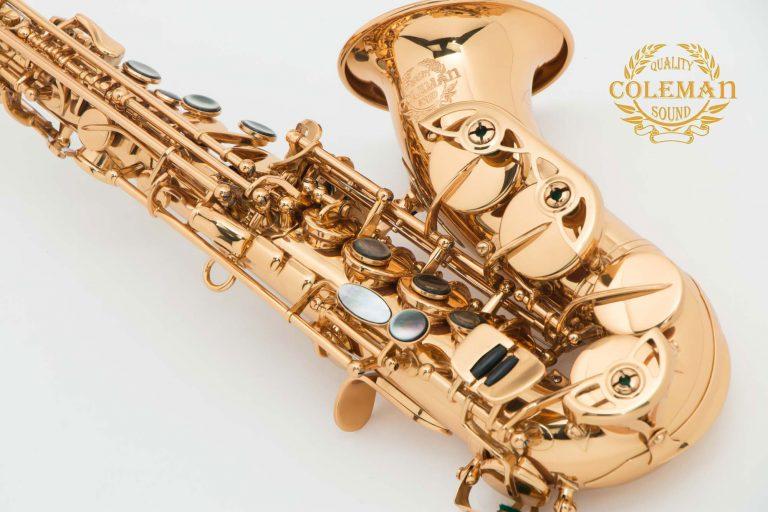 Saxophone Coleman CL-335S ขายราคาพิเศษ