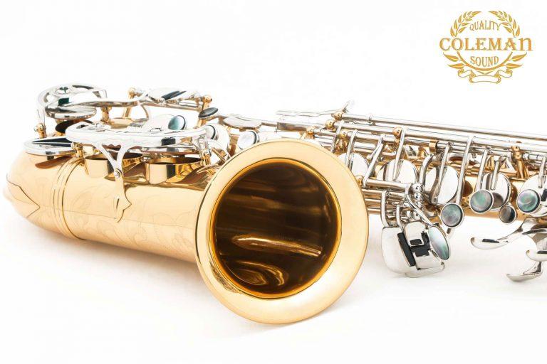 Saxophone Coleman CL332A ขายราคาพิเศษ