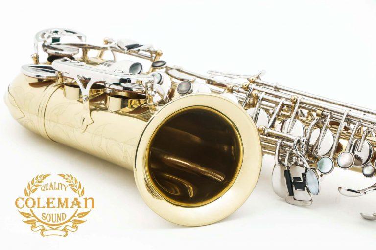 Saxophone Coleman CL333A ขายราคาพิเศษ