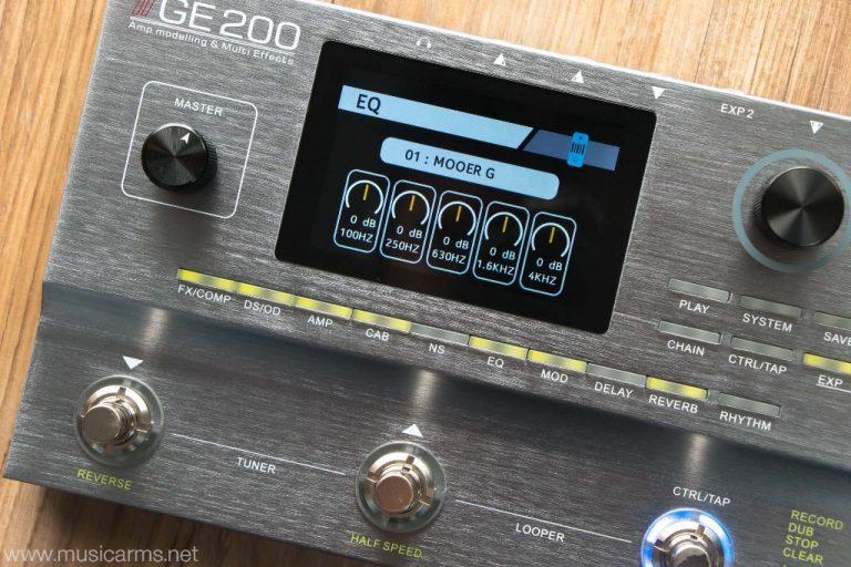 Mooer GE 200 ขายราคาพิเศษ