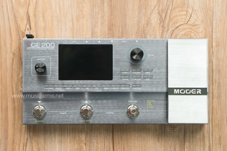 Mooer GE200 ขายราคาพิเศษ