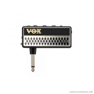 Face cover Vox-amPlug2-V2-Lead