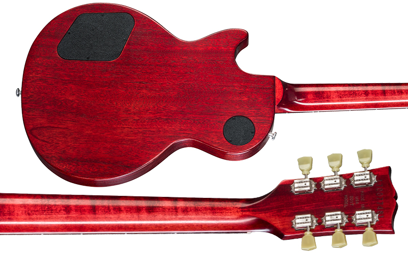Gibson Les Paul Faded 2018หน้าหลัง1