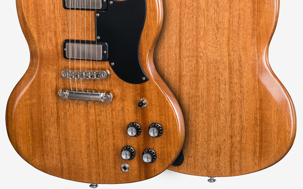Gibson SG Special 2018ตัวไม้