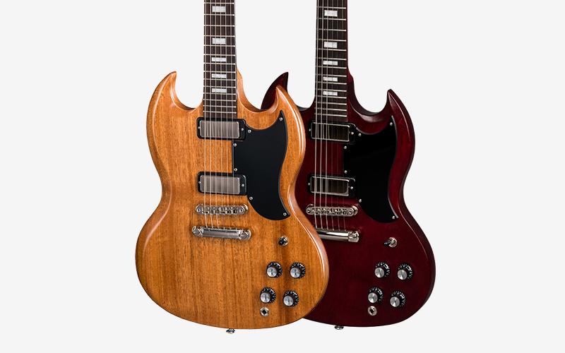 Gibson SG Special 2018สี