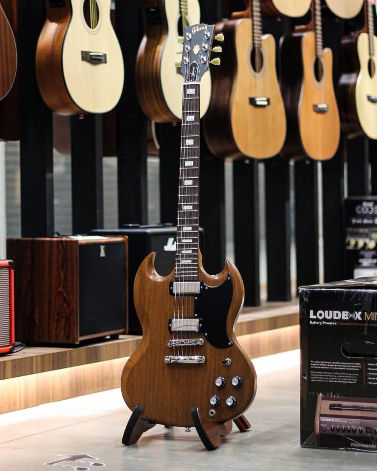 Showcase Gibson SG Special 2018