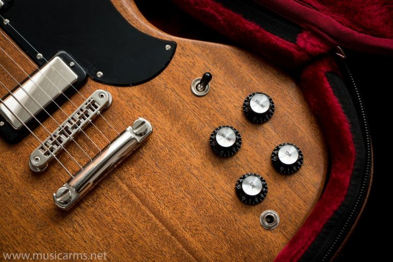 Gibson SG Special 2018 control ขายราคาพิเศษ