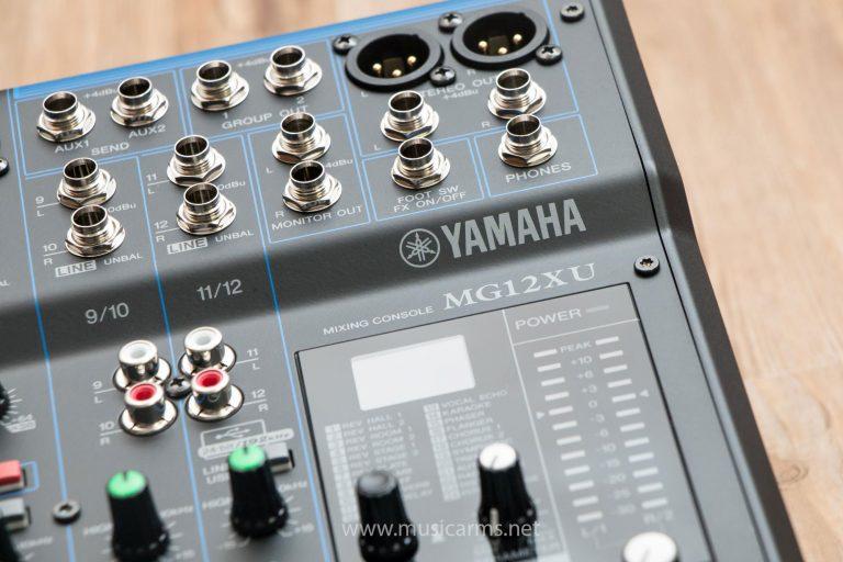 Mixer Yamaha MG12XU ขายราคาพิเศษ