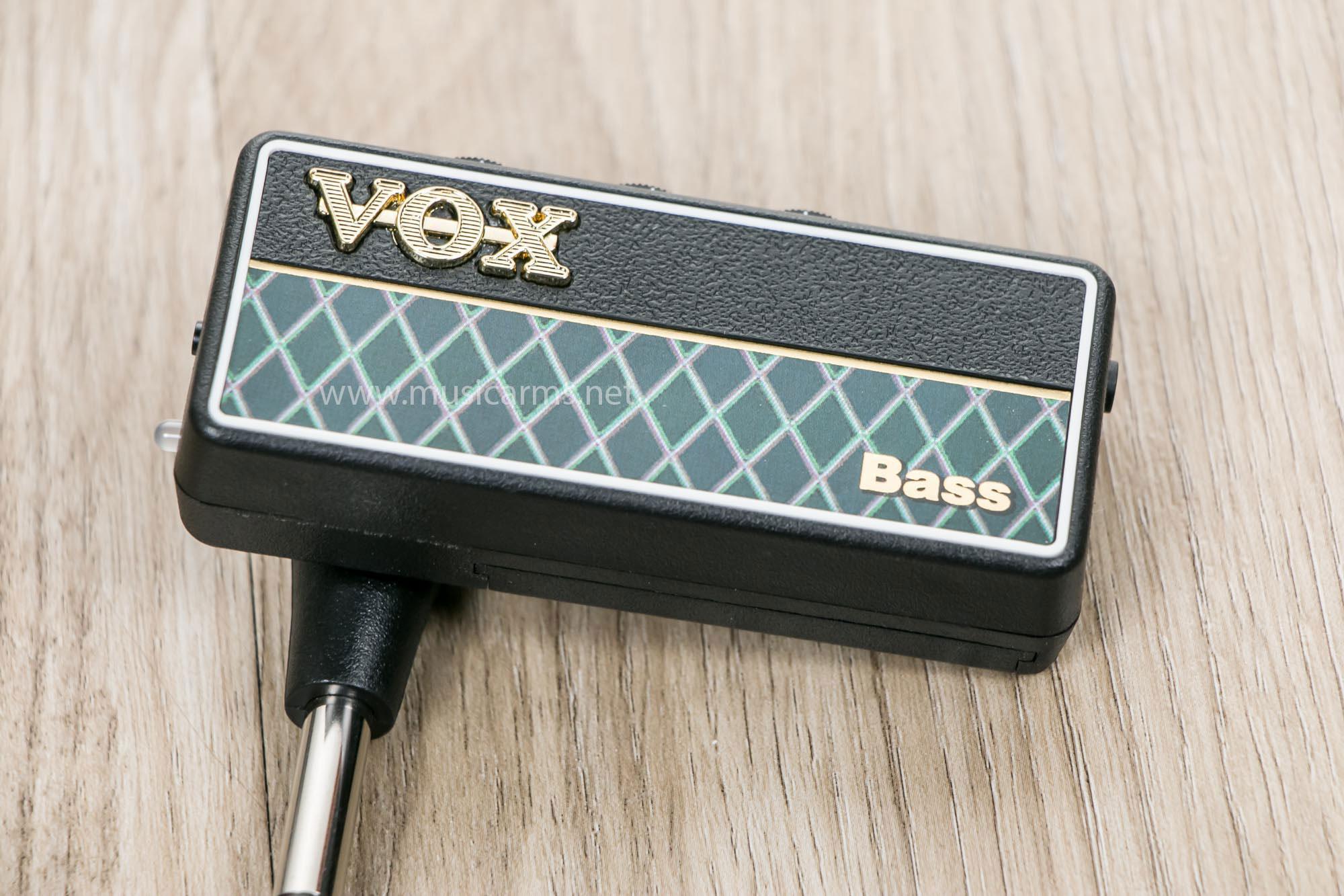 Vox amPlug2 V2 Bass (5)