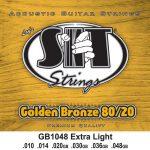 SIT 10 GB1048 Golden Bronze 80/20 Extra Light ลดราคาพิเศษ