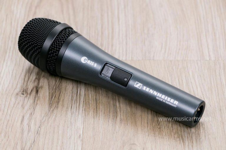 ไมโครโฟน Sennheiser E-835S ขายราคาพิเศษ