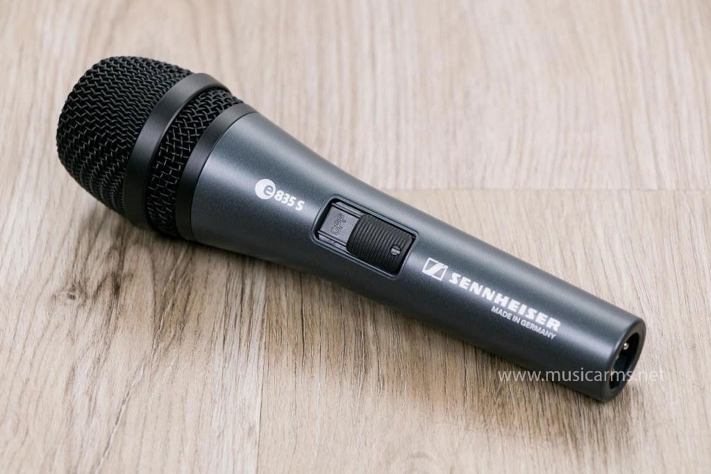 ไมโครโฟน Sennheiser E-835S