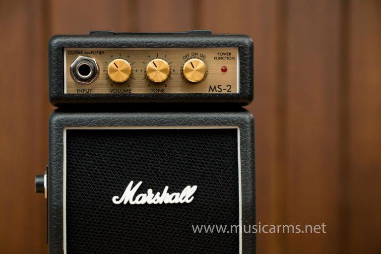 Marshall MS2 Mini Amp ขายราคาพิเศษ