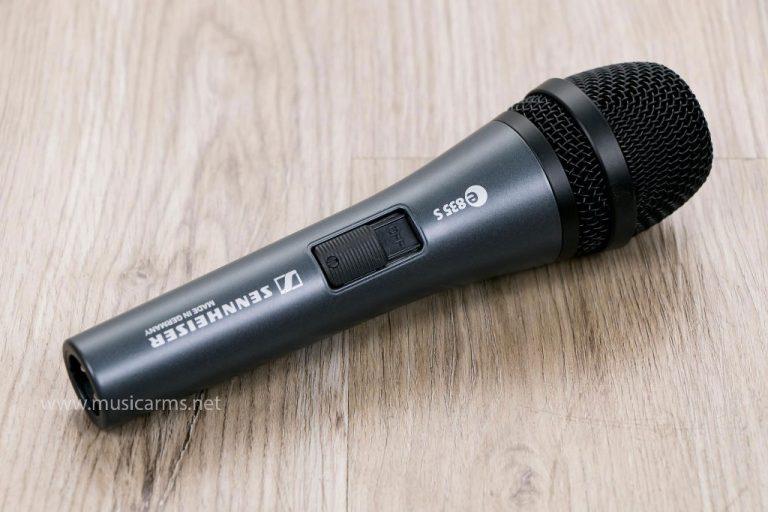 Sennheiser E-835S ขายราคาพิเศษ