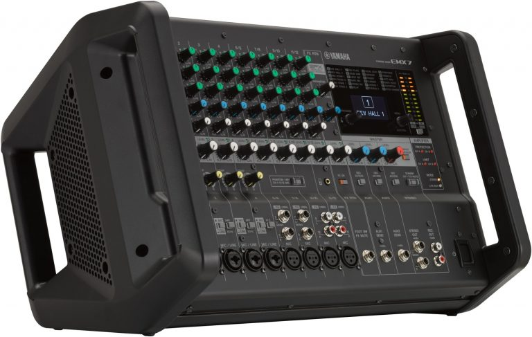 พาวเวอร์มิกเซอร์ Powered Mixer Yamaha EMX7 ขายราคาพิเศษ
