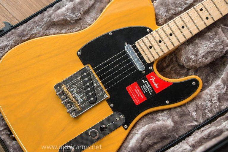Fender American Professional Telecaster กีต้าร์ ขายราคาพิเศษ