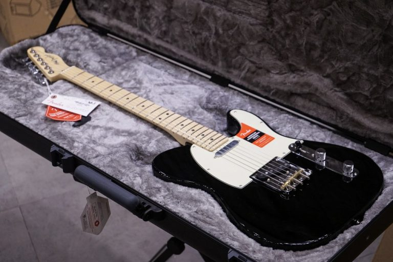 Showcase Fender American Professional Telecaster