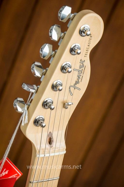 Fender American Professional Telecaster headstock ขายราคาพิเศษ