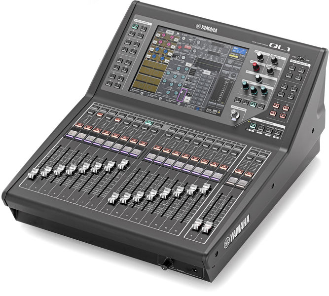 Yamaha QL1 Digital Mixer ขายราคาพิเศษ