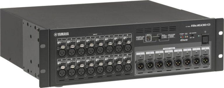 Yamaha Rio 1608 D Digital Stagebox ขายราคาพิเศษ