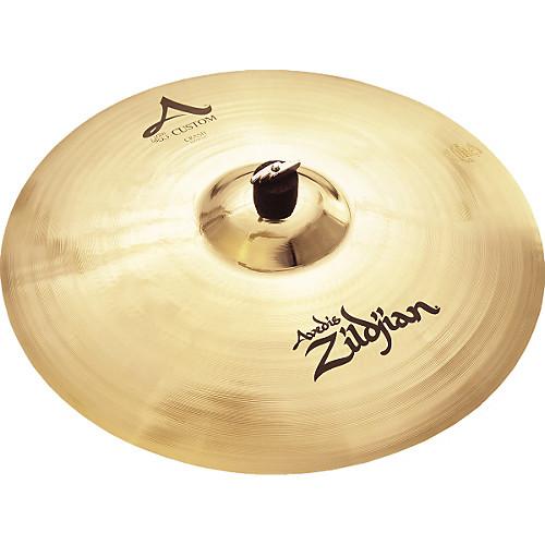 Zildjian A Custom Crash Cymbal – 18″ ขายราคาพิเศษ