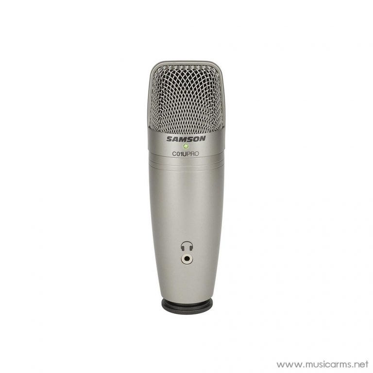 Face cover ไมโครโฟน-Samson-C01UPRO ขายราคาพิเศษ
