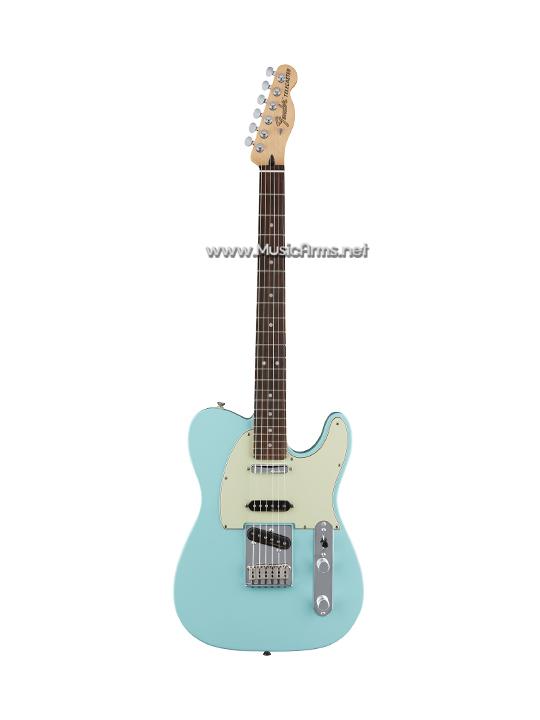 Fender Deluxe Nashville Telecasterตัวฟ้า ขายราคาพิเศษ