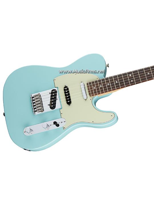 Fender Deluxe Nashville Telecasterสีฟ้า ขายราคาพิเศษ