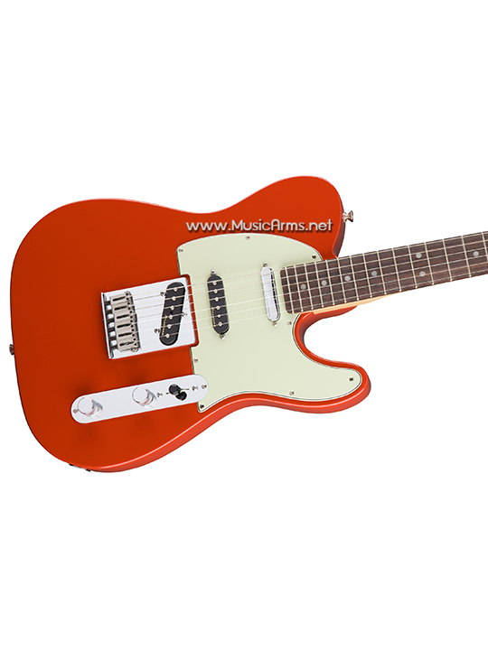 Fender Deluxe Nashville Telecasterสีส้ม ขายราคาพิเศษ
